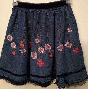 Faded Glory skirt - 7